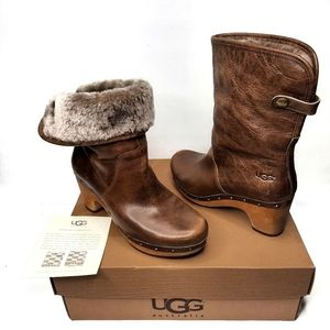 UGG LYNNEA ANKLE BOOT size us7